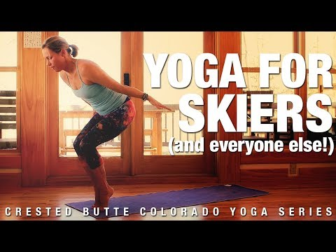 Yoga for Skiers (and everyone else!) Yoga Class - Five Parks Yoga