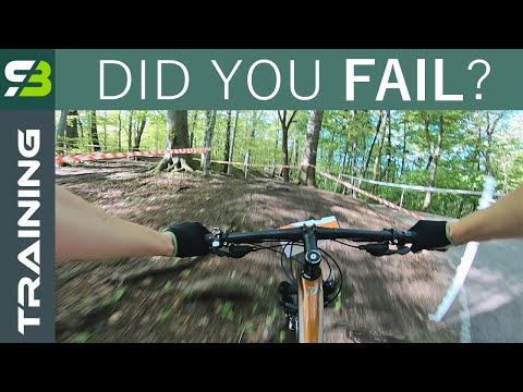 MTB Training. Part 1 - When You Fail Your First Workout... Training Basics.