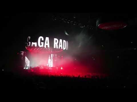 Radio Gaga - Queen + Adam Lambert Helsinki 19.11.2017