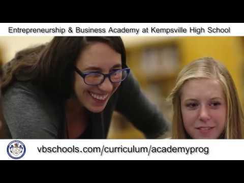 Entrepreneurship & Business Academy at Kempsville High School