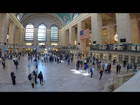 slowTV.network NYC Grand Central Station
