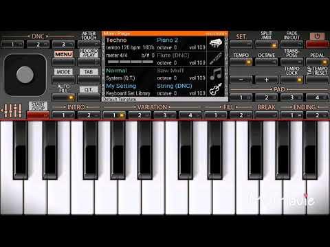 Santali instrumental song | hara godow re dangya monere |mobaile organ