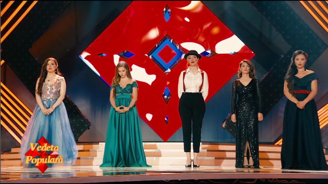 Download Vedeta populară: finala sezonul 6  – prima parte (@TVR1)