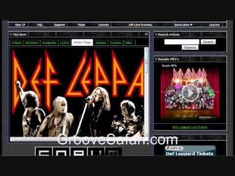 Groove Safari Music Forum
