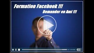 FACEBOOK COMMENT DEMANDER EN AMI
