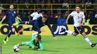 England v Germany | Germany 1-0 England