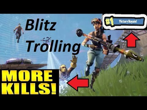 Funniest Final Kill of All Time Fortnite Battle Royale Trolling People in Fortnite