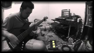 NAFF - A.N.G (Bass Cover)