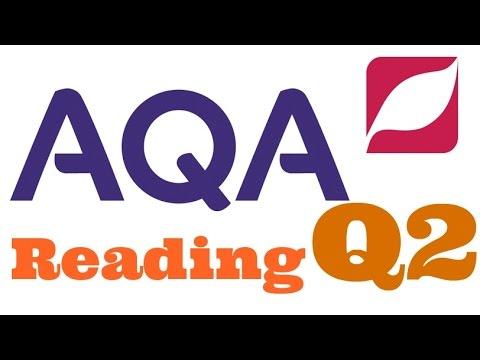 AQA GCSE English Language Paper 2 Question 3
