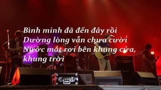 Quái Vật Tí Hon - Qua ô cửa thời gian (lời nhạc)