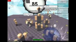 Let play Roblox MURDER! ep.5 IB AM THE MURDERER