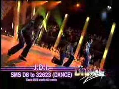 The Dance Floor - J.D.I (Disco Round)