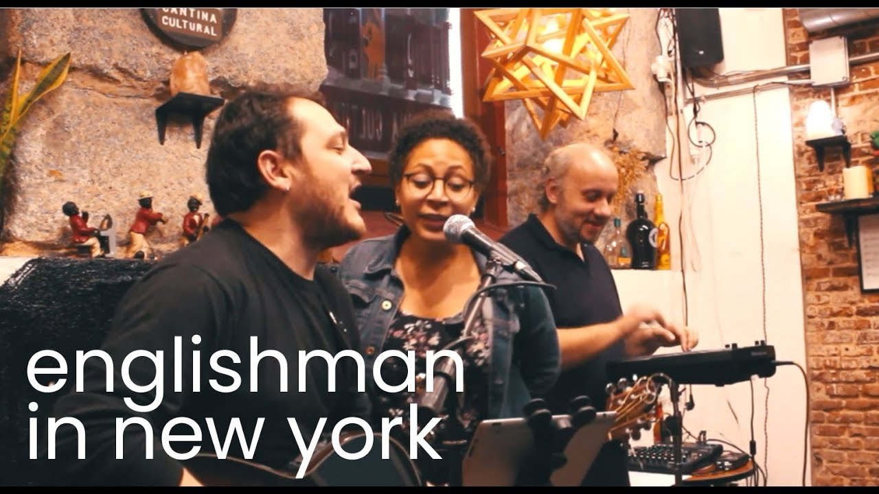 Download Sting - Englishman in New York (por Pitú, Sibyl Gonzales y Giulio)
