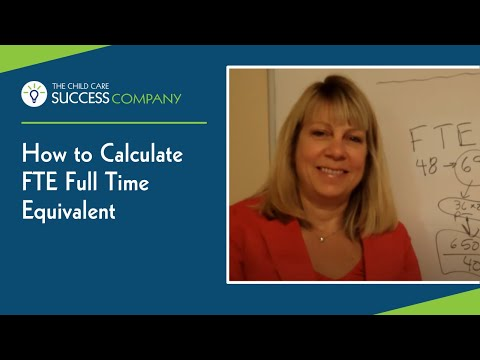 How to Calculate FTE Full Time Equivalent.mp4