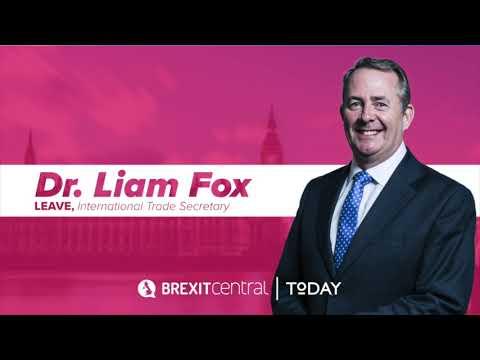 Dr Liam Fox on BBC Radio 4's Today Programme