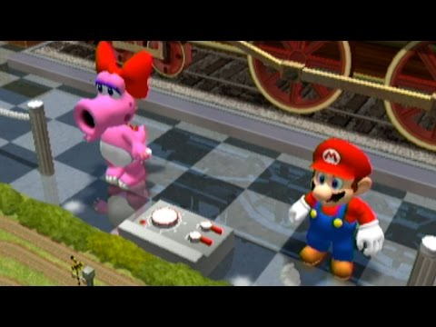 Mario Party 8 - Star Battle Arena - Shy Guy's Perplex Express