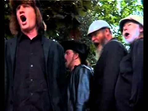 Spooky Men's Chorale - Secret Gig - Blackmore Gardens_Sidmouth 2009.mp4