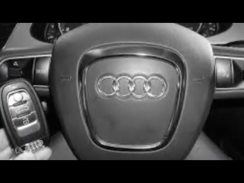 AUDI SMART KEY REPLACEMENT LOST COPY DUPLICATE SPARE