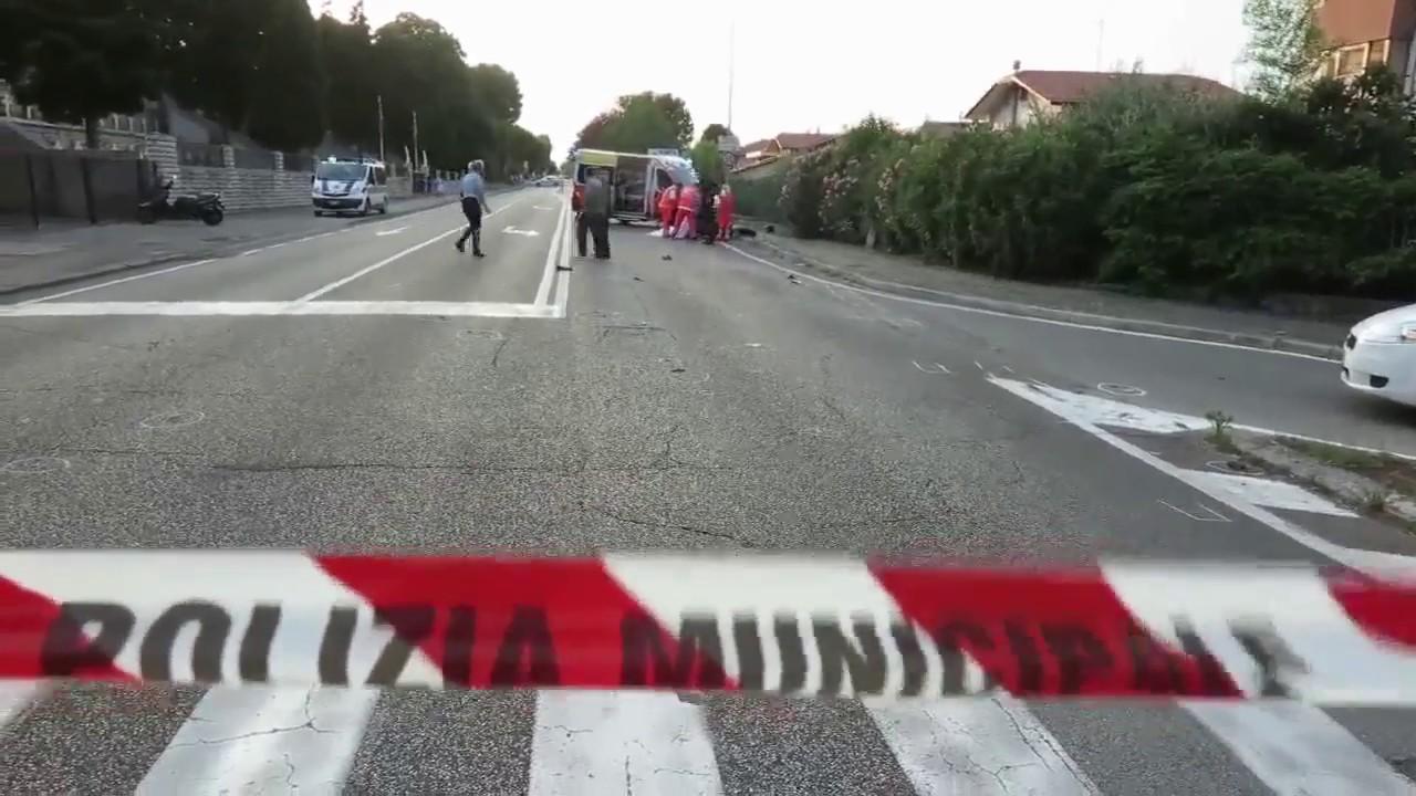 Icaro Tv. Incidente mortale sulla SS16 a Riccione, due vittime
