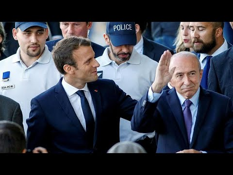 French Interior Minister resigns in fresh blow to President Macron