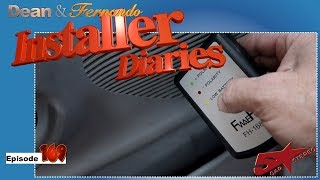 An old F150 3 door gets some new Rockford Power 5x7 Installer Diaries 169