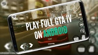 Play Full GTA IV On Andriod