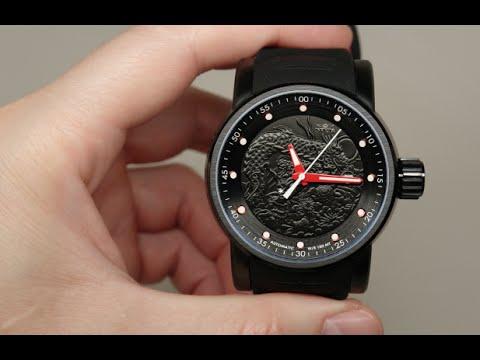 Invicta Yakuza Dragon Automatic Men's Watch Review Model: 18213