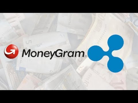 Ripple + Money Gram Official Partnership - Money Gram Using xRapid + XRP For Global Payments
