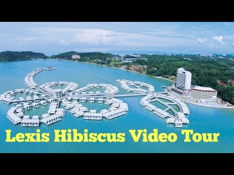 Lexis Hibiscus, Port Dickson, Malaysia Video Tour