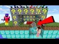 Minecraft: *EXTREME* ROBOTIC LUCKY BLOCK BEDWARS! - Modded Mini-Game