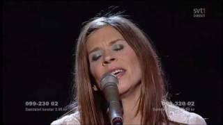 Melodifestivalen Final - Caroline af Ugglas Snälla Snälla
