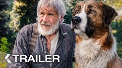 RUF DER WILDNIS Trailer German Deutsch (2020)