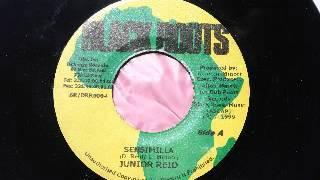 JUNIOR REID - Sensimillia (Black roots)