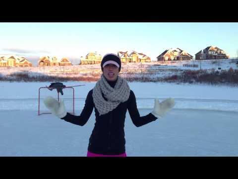 Day 1: Skating