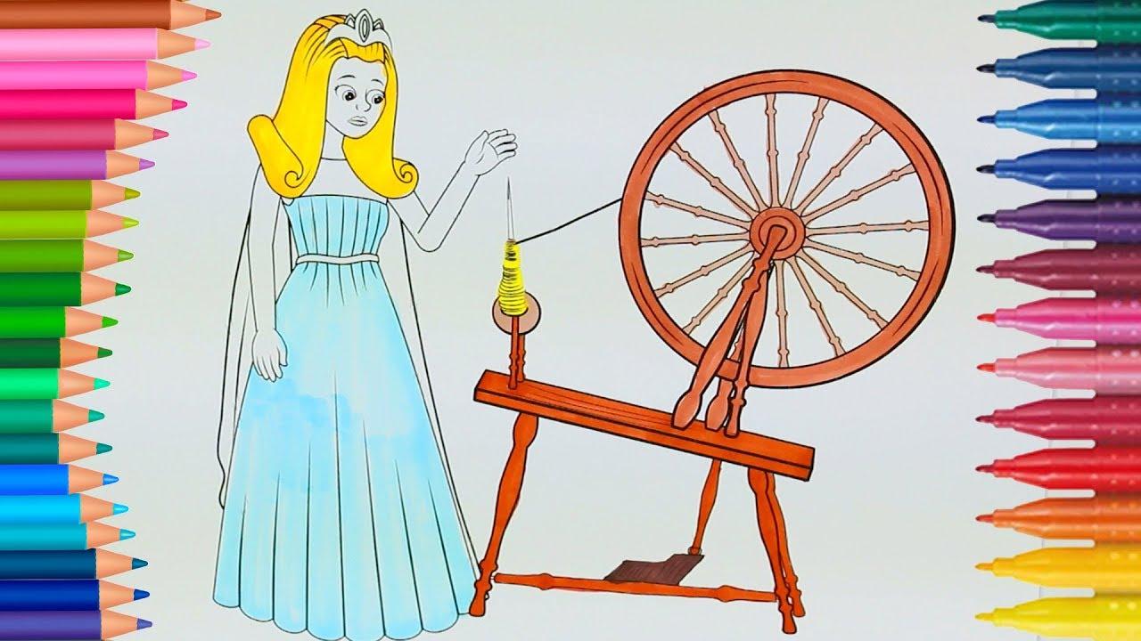 La Bella Addormentata  - Principessa Aurora - Piccole ...