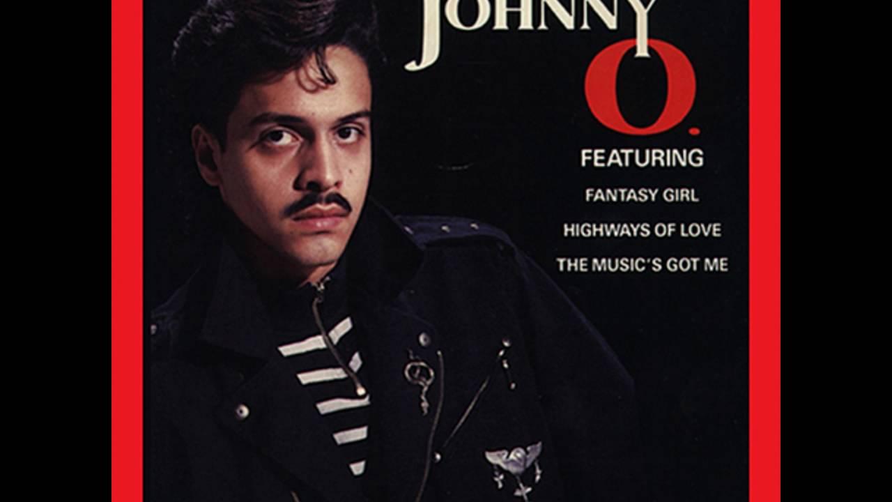 Johnny O - Fantasy Girl (Lyrics) - YouTube
