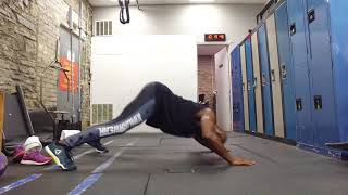 High Intensity Interval Training  – Metabolic Chaos Workout