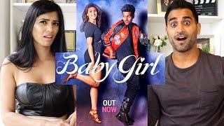 BABY GIRL | Guru Randhawa Dhvani Bhanushali | REACTION & REVIEW!!