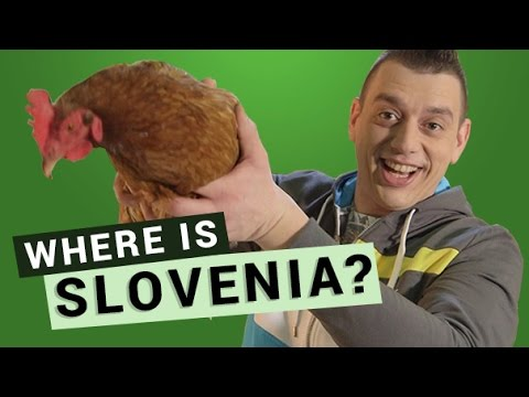 Slovenian Lover | Where is Slovenia? - Episode 1