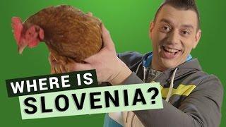 Slovenian Lover   Where is Slovenia? - Episode 1