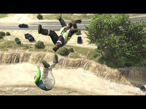 GTA 5 Epic fails/ragdolls compilation vol.35 [Funny moments Grand Theft Auto V]