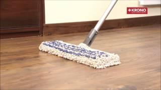 Jak odkurzać i myć Panele Podłogowe czyli czyszczenie paneli - Zalecenia producenta