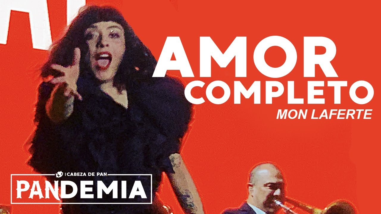 Mon Laferte - Amor Completo (EN VIVO - PULSO GNP)
