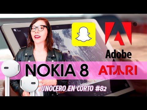 Contraseñas más usadas, Nokia 8, rumores S8, evolución Vine, consola Atari y más #UnoceroEnCorto