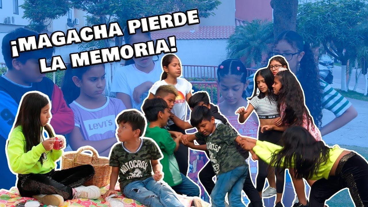 MAGACHA PIERDE LA MEMORIA