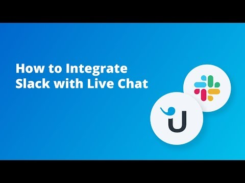 Live Chat With Your Customers From Slack – Userlike & Slack