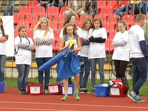 International U18 Athletics Match UKR-BLR-TUR. Огляд змагань (2 частина)
