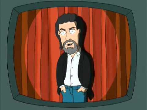 Dennis Miller on Family Guy