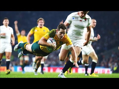 Australia's awesome Rugby World Cup tries