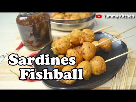 Sardines Fish Ball